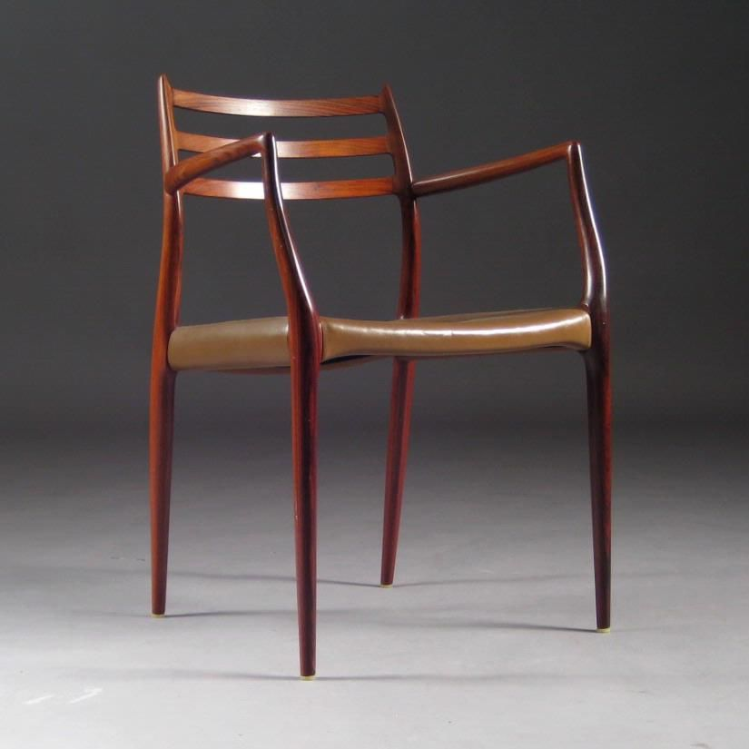1962 Carver Chair by Niels Moller - Vintage Danish Rosewood or New ...