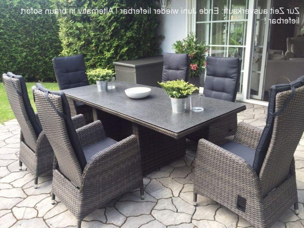 Schon Gartenmobel Polyrattan Grau Gartenmobel Ikea Outdoor