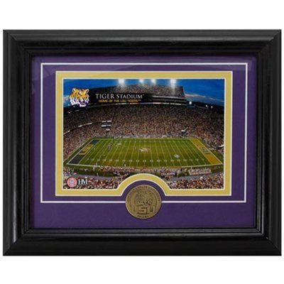 LSU Tigers Tiger Stadium Desktop Photomint