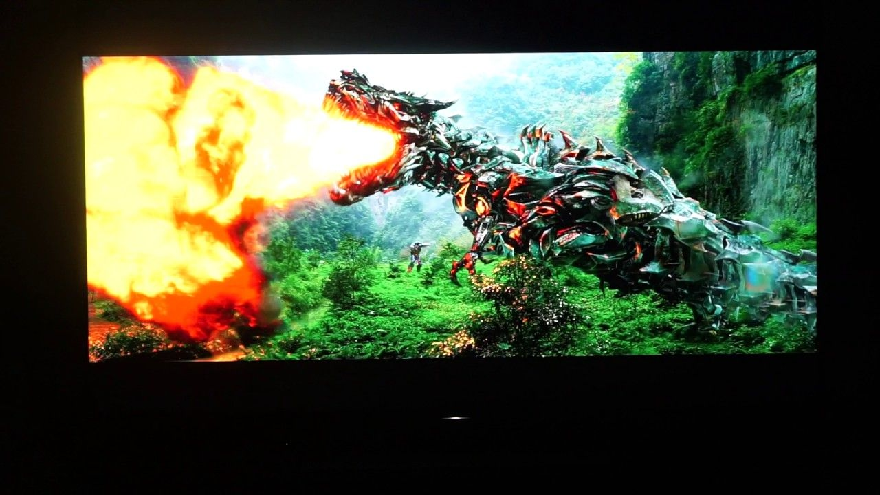 Sony X900E MIND-BLOWING Movie settings!   Entertainment