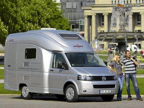Wingamm Vw Micros 2 4 Berth Hire Motorhome Holiday 4 Berth Campervan Recreational Vehicles