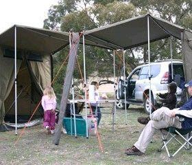 Amazing camping tricks