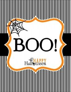 free halloween printables hauntingly halloween pinterest