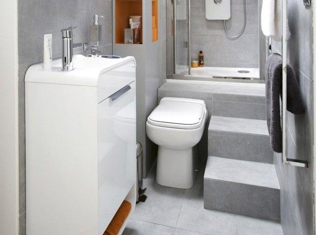 petit meuble de toilette blanc | SdB | Pinterest | Meuble de ...