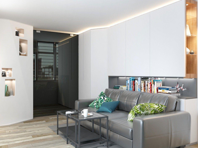 Residential Interior Designer Hong Kong Small Space