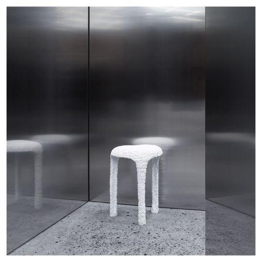 Max Lamb   Furniture For Acne Studio Stockholm Store
