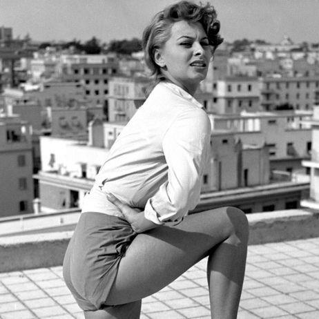 Sophia Loren Photos