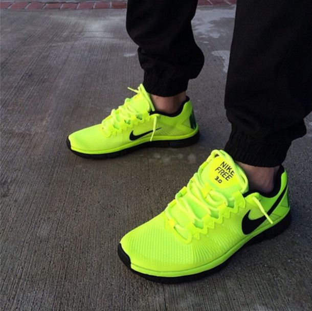 Nike Pantalon Libre Cours Mens Vert