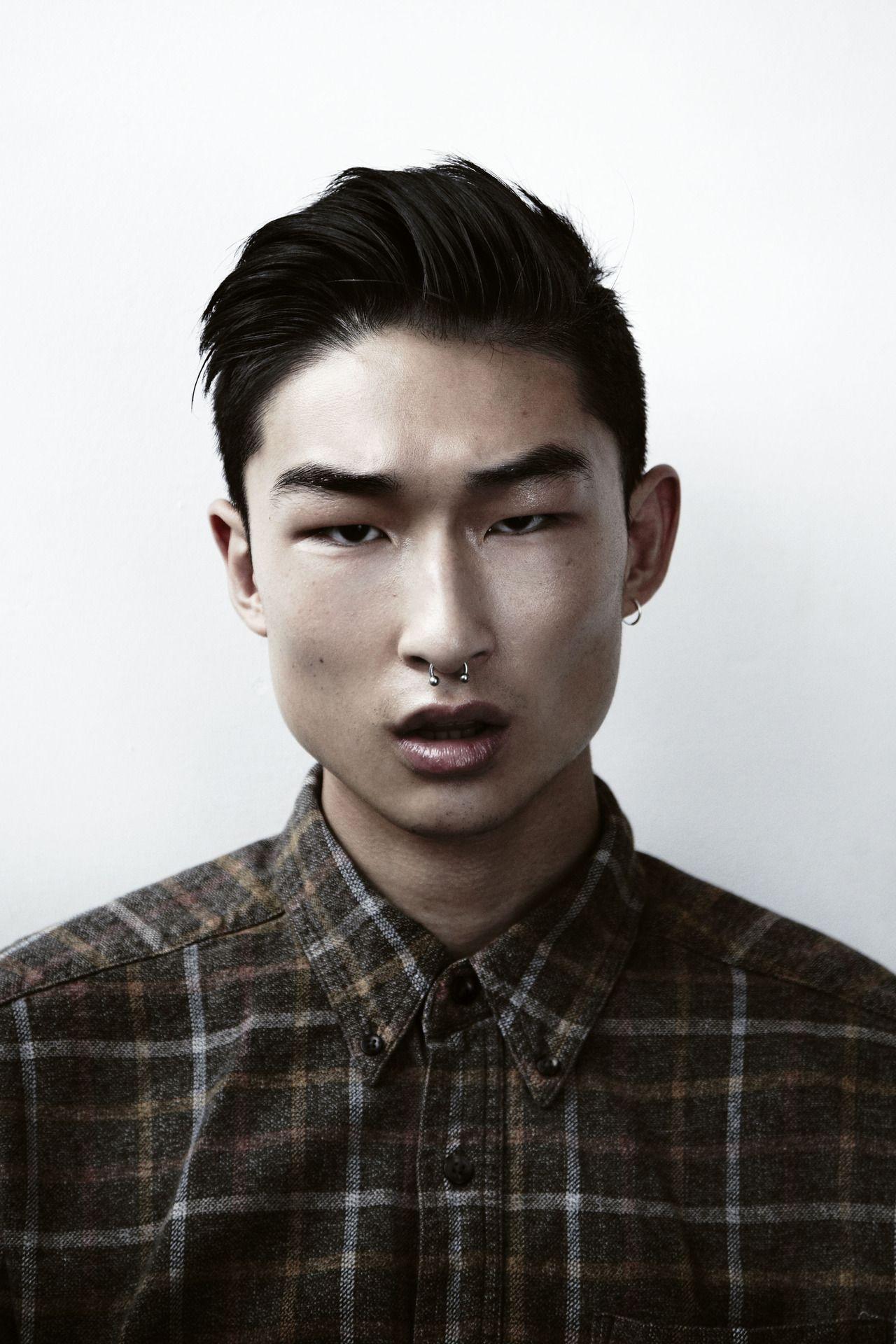 Kim Sang Woo By Michael Furlonger For Select Model Kim