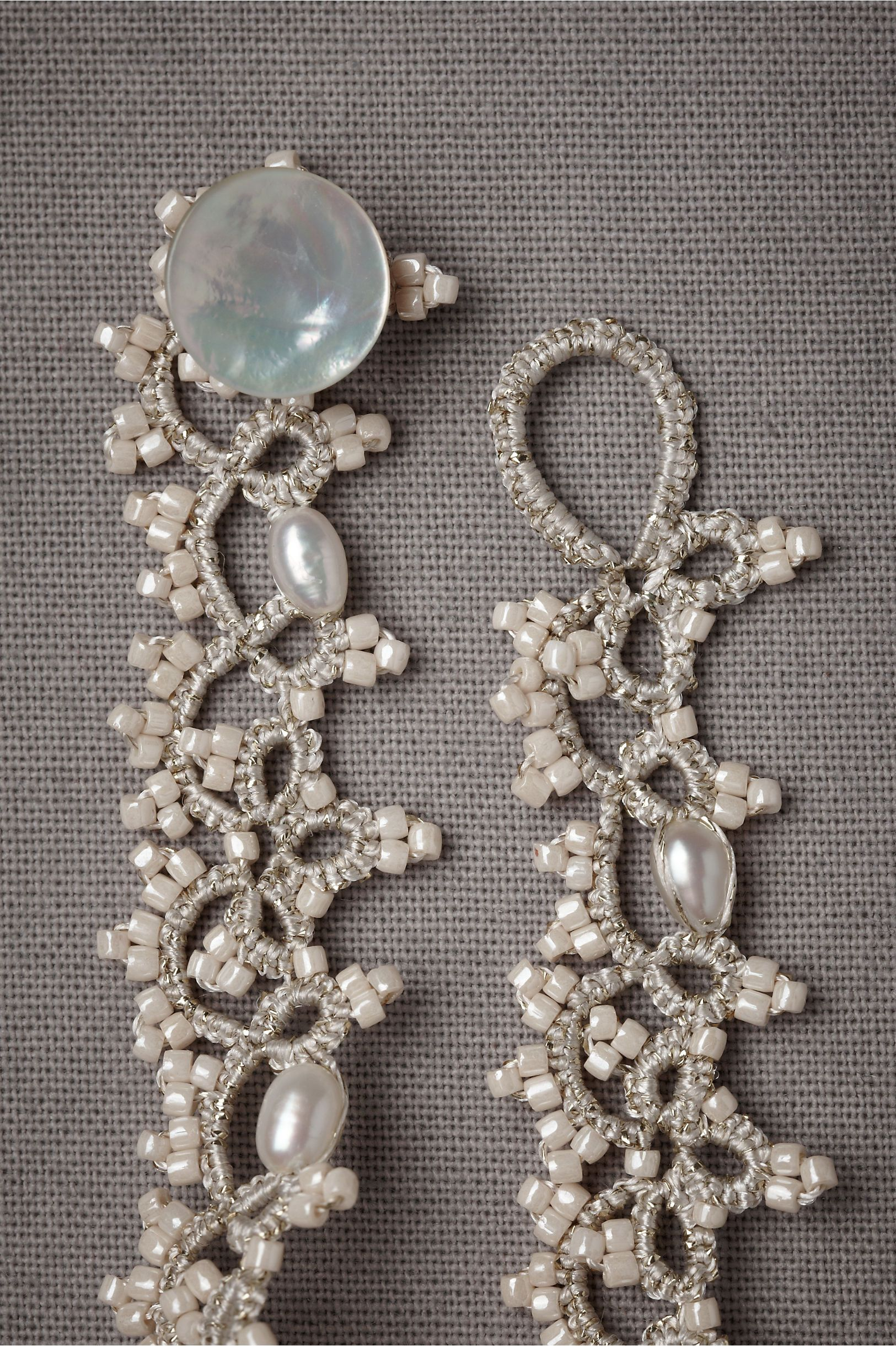 Carolingian Bracelet in The Bride Bridal Jewelry at BHLDN