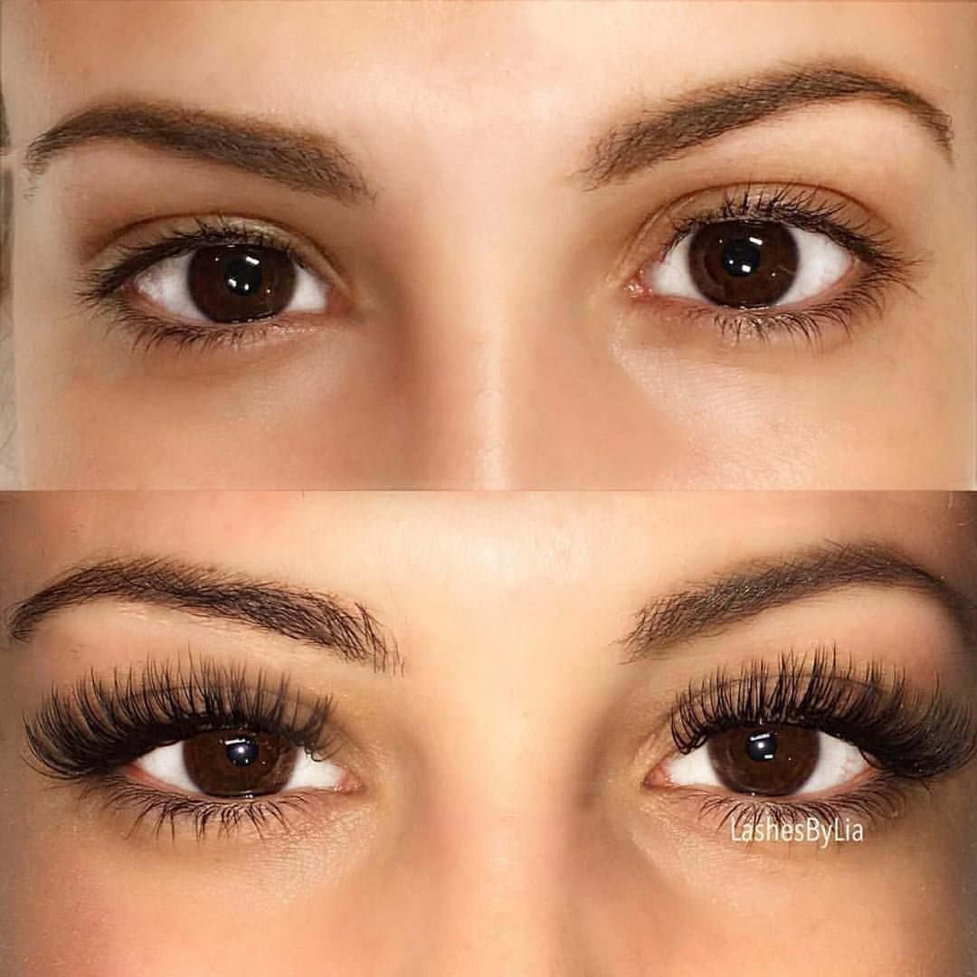 "af8da30b273 Bella Lash Eyelash Extensions on Instagram: ""The lash queen @lashesbylia  doing her thing"