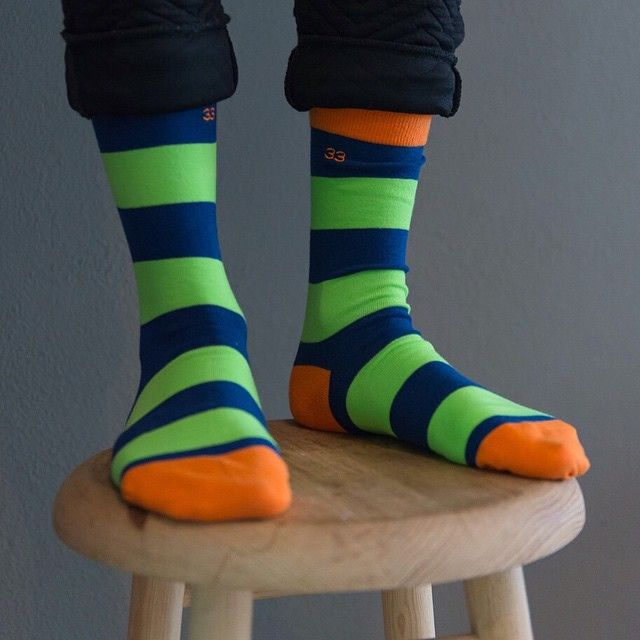 Rugby Socks For Men By 33 Www Treinta Tres Com Fashion Socks Funky Socks Socks