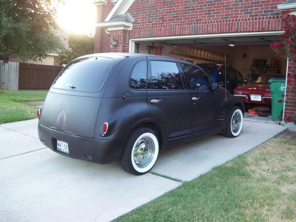 Chrysler Pt Cruiser Custom Lowrider Pictures