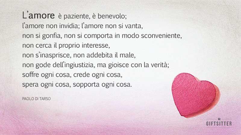 Paolo Tarso Poesia Matrimonio Civile Amore Poesia Poesie D Amore Citazioni Matrimonio
