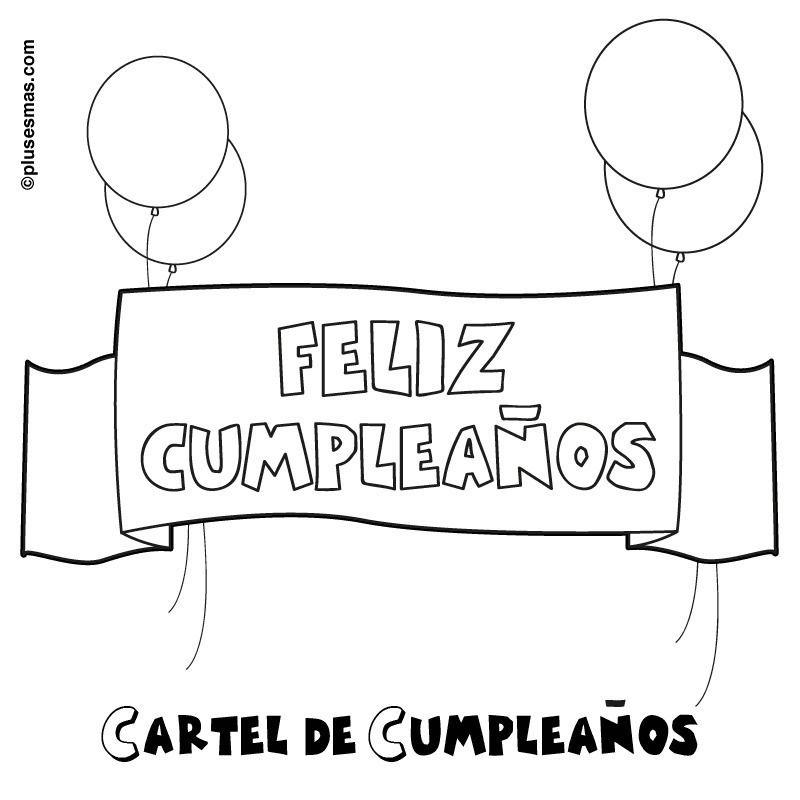 Amazing Feliz Cumpleanos Letras Para Colorear 87 For Child With