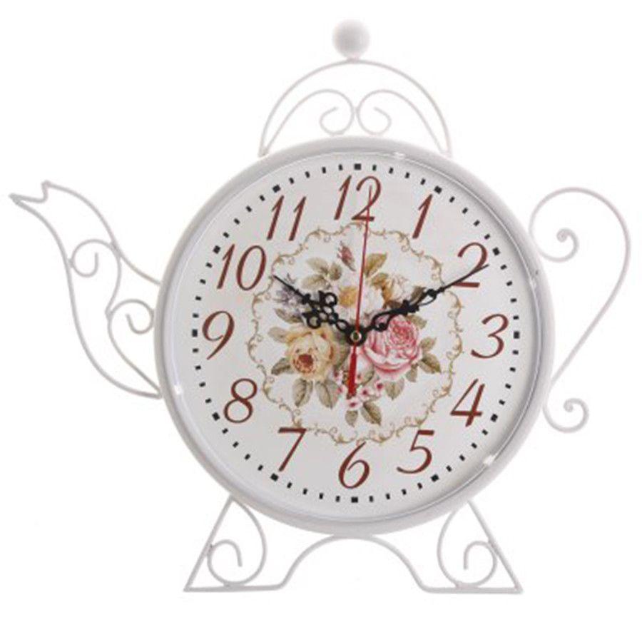 Ev hediyeleri: Ferforje saat