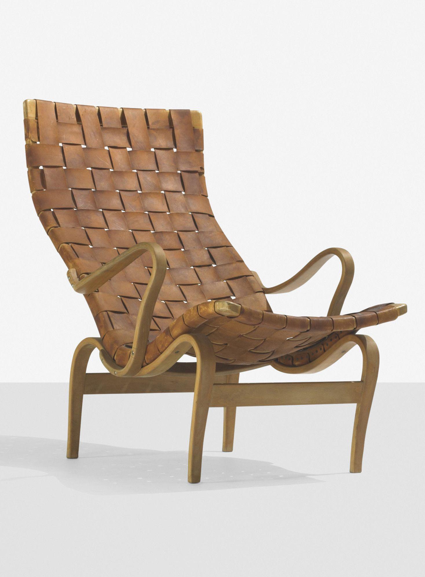 Bruno Mathsson Pernilla 2 chair 1943, laminated steam bent
