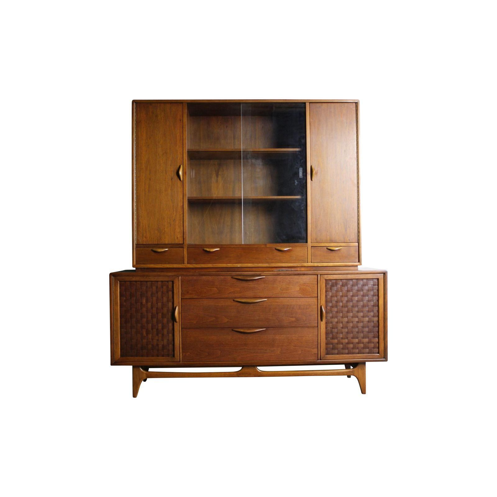 image of lane perception midcentury modern china cabinet