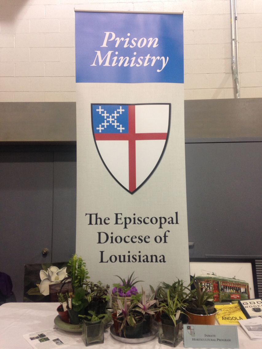 The #EDOLA15 convention featured a focus on celebrating 25 ears of prison ministry in our diocese