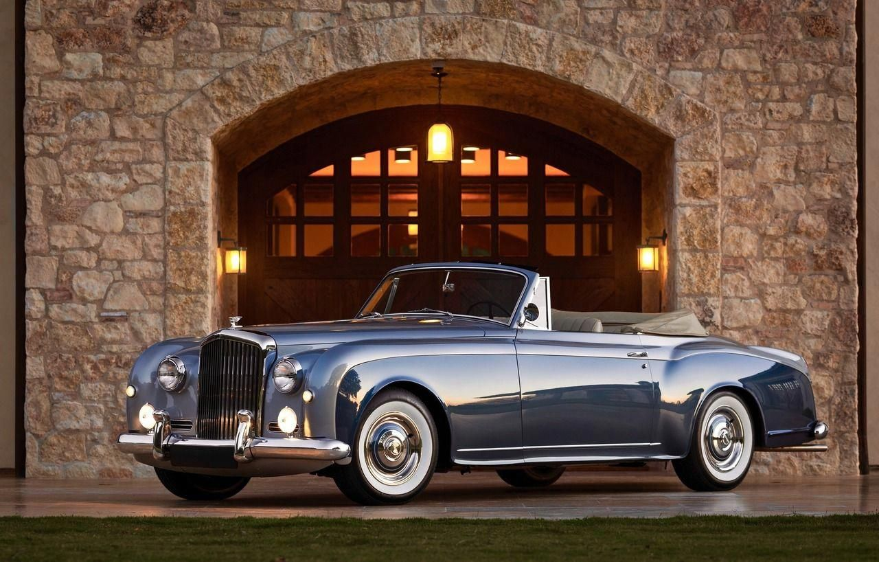RollsRoyce & Bentley Photo Classic cars, Classic
