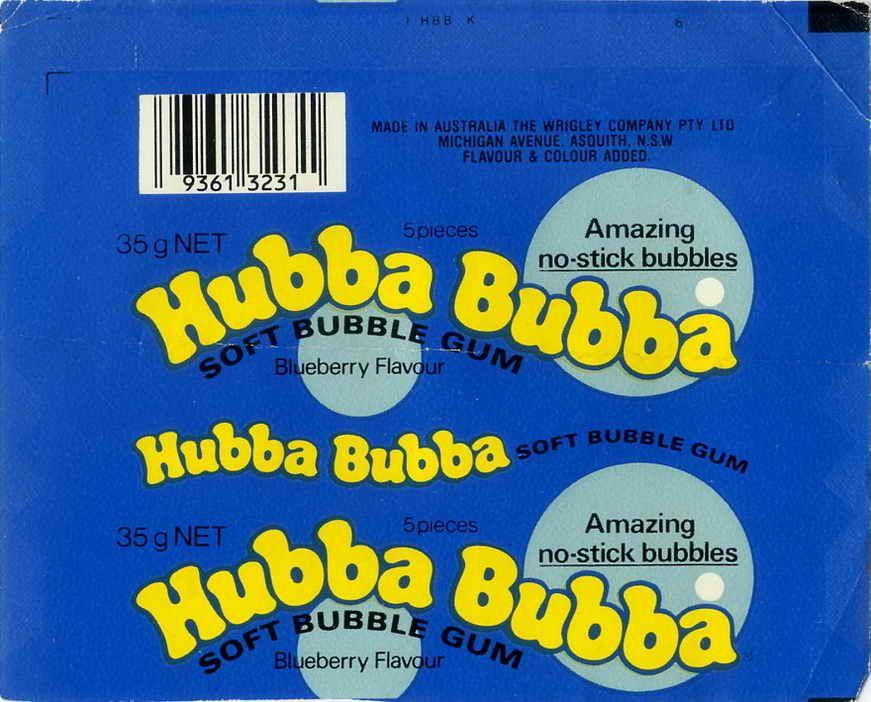 Blueberry. HubbaBubba-003