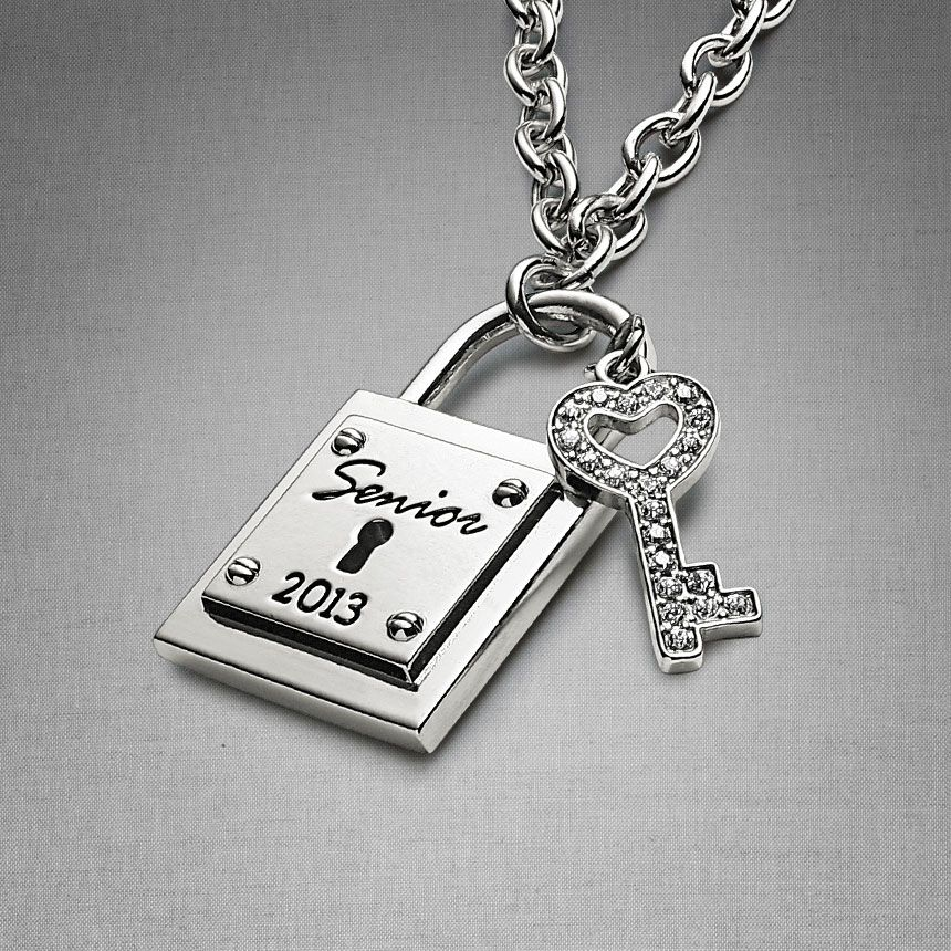 Unlock Your Future Necklace Graduation Products Jostens