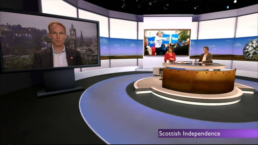 Jim Murphy does his whining thing on Daily Politics - but Monbiot puts h...