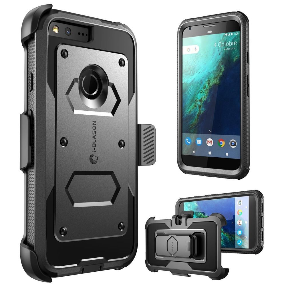 newest eef1b 1e1b4 Google Pixel XL Case, [Armorbox] i-Blason built in [Screen Protector ...