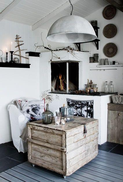 ideas para decorar con bales