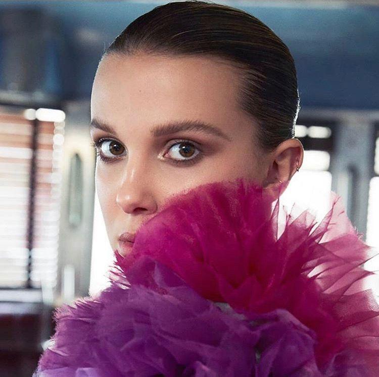 Millie Bobby Brown x Vanity Fair photoshoot
