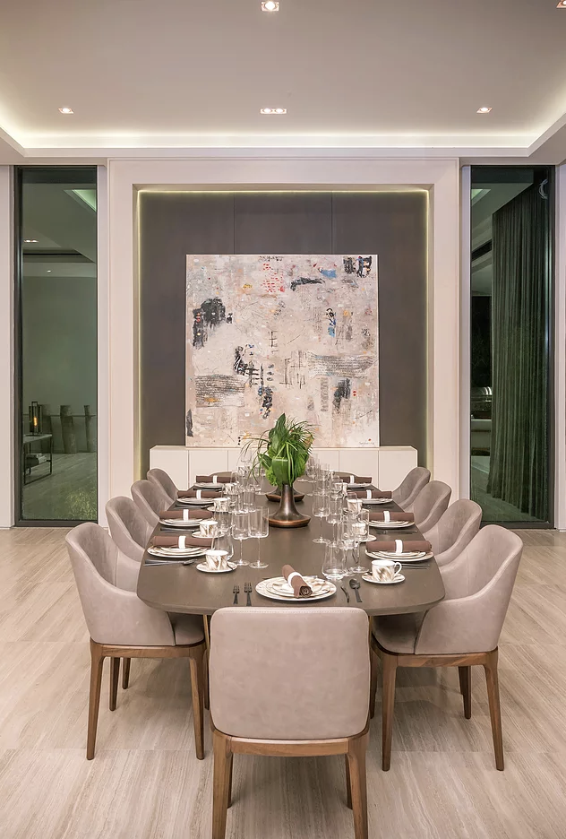 Os Design Group Inc Luxury Modern And Contemporary Dining Room