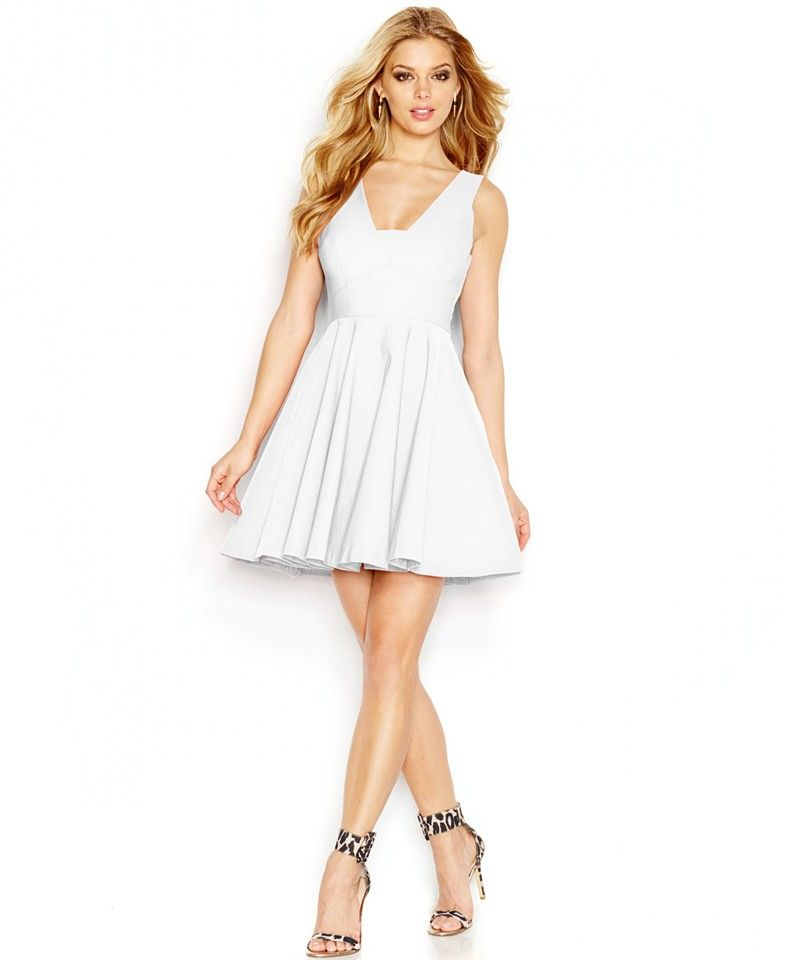 Formal, Night Out, Party/Cocktail, White Dresses - Macy\'s ...