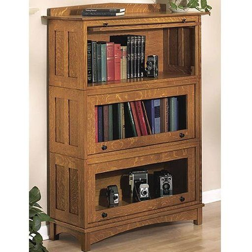 Wood Magazine Woodworking Project Paper Plan To Build Barrister S Bookcase Bookcase Woodworking Plans Bookcase Plans Mission Furniture