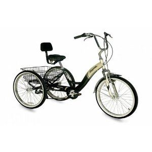$499 Kent Bayside 24in 7 Speed Adult Tricycle