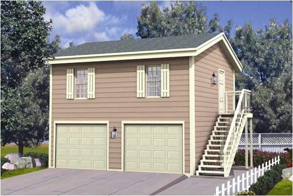 House · Free 2 Car Garage Plans ...