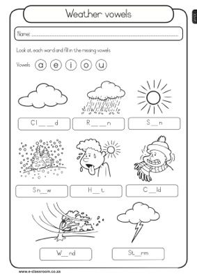 image result for weather printables 1st grade weather unit pinterest weather worksheets. Black Bedroom Furniture Sets. Home Design Ideas