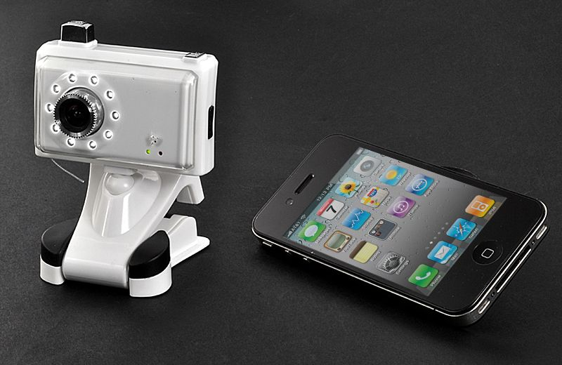 DIY Baby Monitor Tutorial See How To Use The Cloud Baby