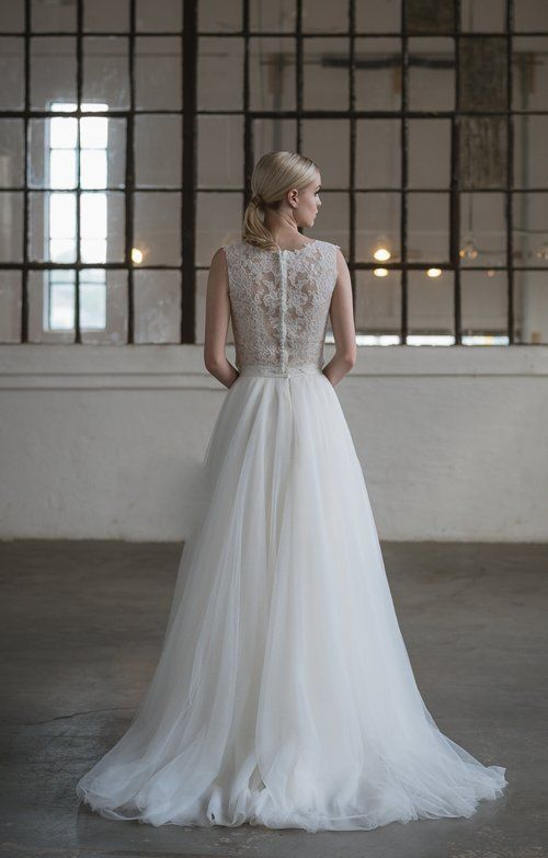 Now Available at Cherry Blossom Bridal Lis Simon Separate Skirt Only ...