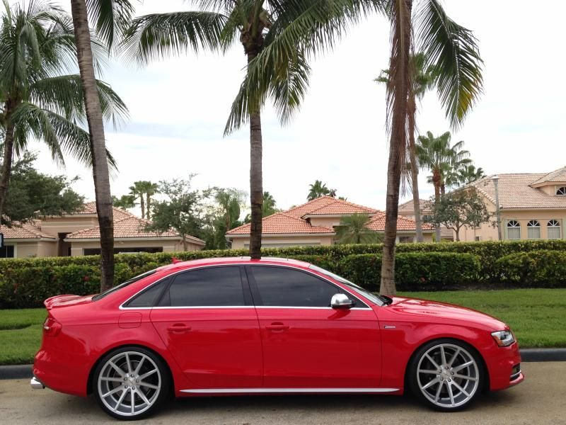 B8 S4 Modified Wheels Suspension Gallery Thread Page 60