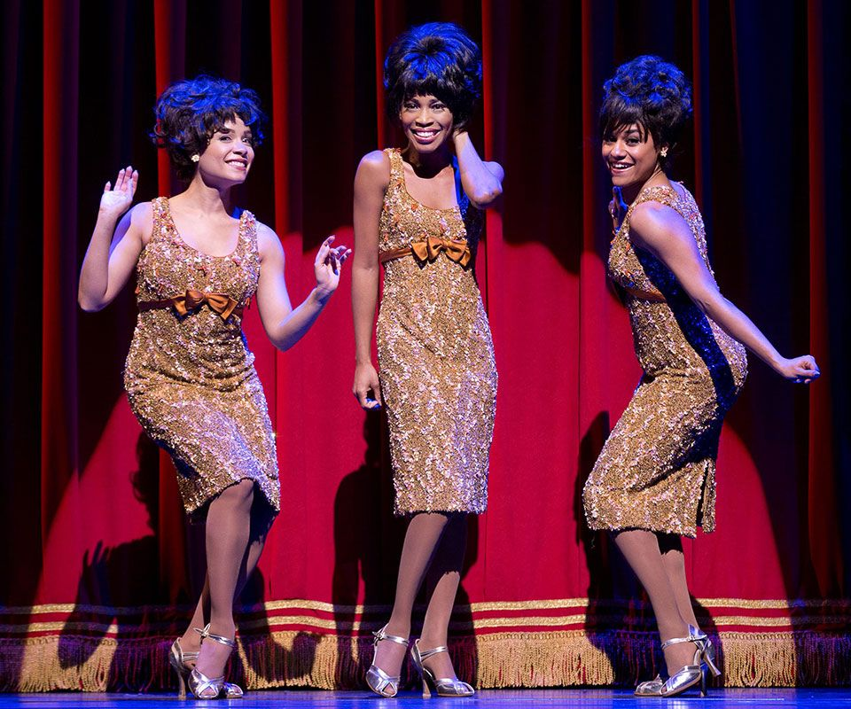 Photos - Motown the Musical - Official Site for Broadway and Tour Tickets