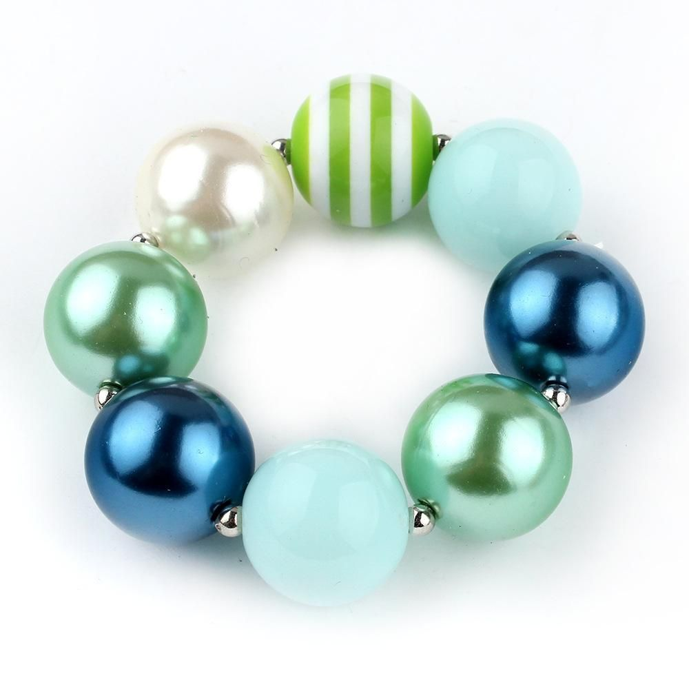 Visit to buy no fading safe acrylic simulated pearl beads stretch