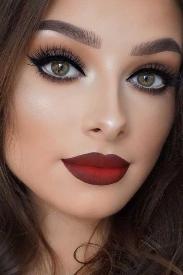 Photo of 33 hottest eye makeup trends for 2018 – #eyes # for # hottest #makeup …