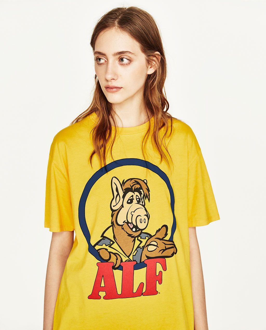 d71e03eea538 ALF T-SHIRT-Short sleeve-T-SHIRTS-WOMAN
