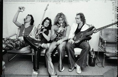 50b96c4f0df Van Halen  A Visual History  1978 - 1984  Neil Zlozower