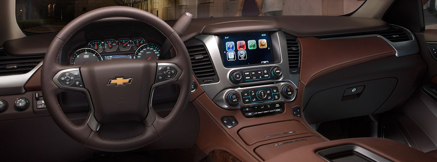 Great 2015 Tahoe LTZ Interior Awesome Ideas