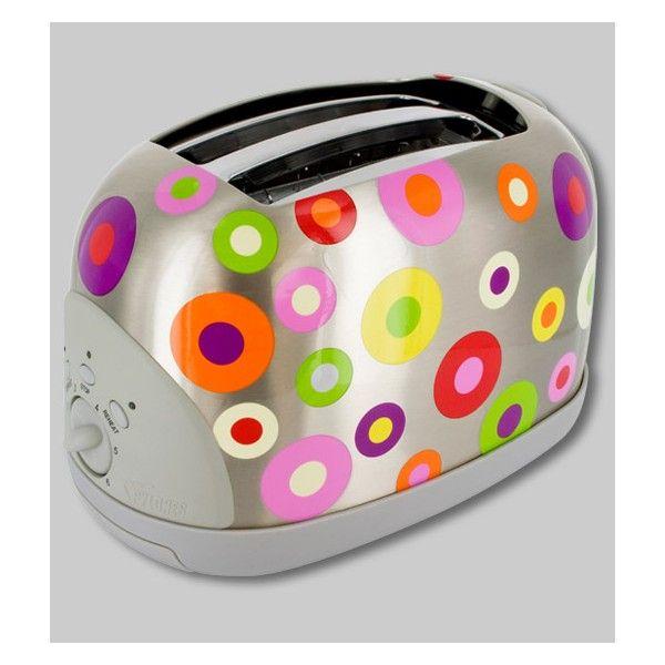 Toaster Toast\'In Pylones | C\'est Deco ! | Pinterest | Toasters