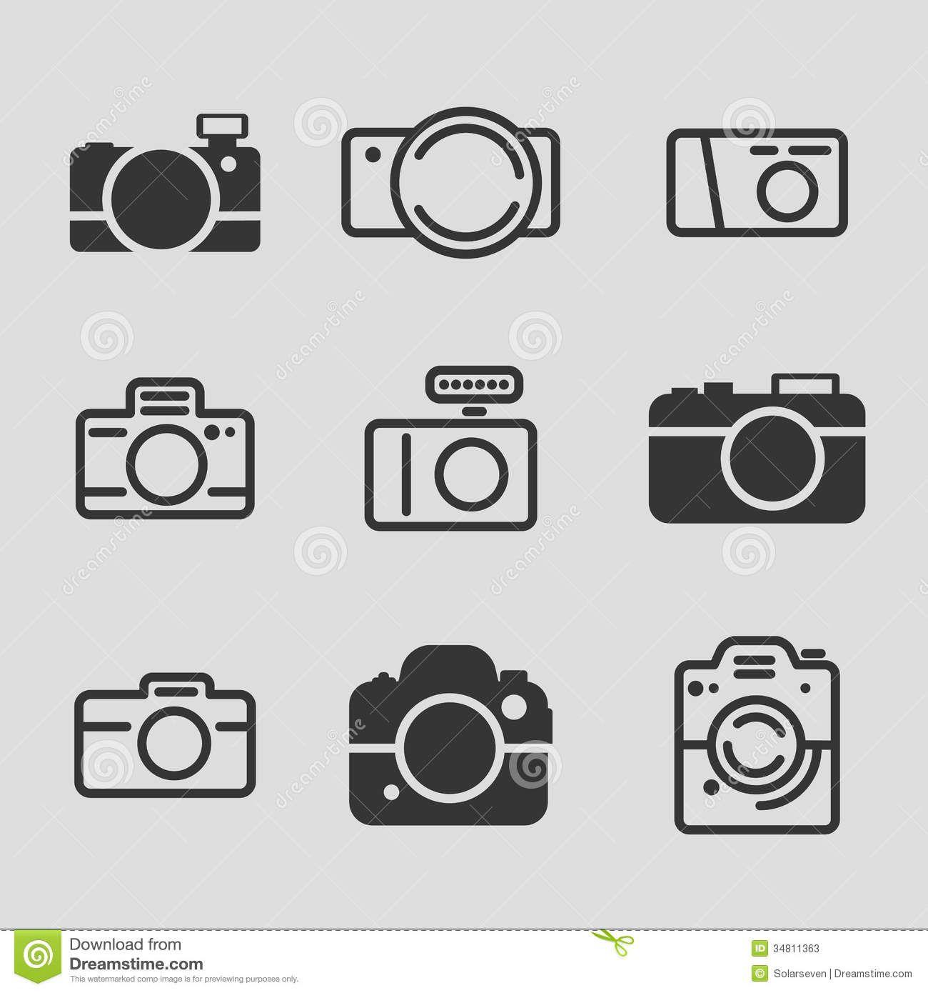 фотоаппарат ретро значок - Поиск в google | свадебное | pinterest