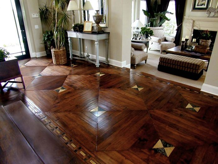 This Entry Features Stunning Parquetry Designed By Richard Marshall Fine  Flooring. #luxeLA