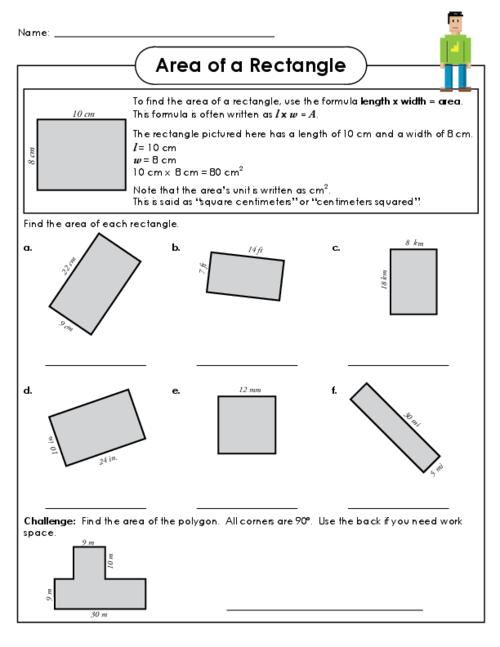 {Super Teacher Worksheets Perimeter Delibertad – Super Teacher Worksheets Area