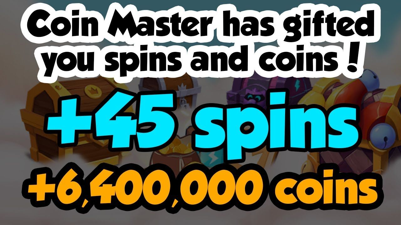 Coin master free spins and coins link for 13 nov 2019